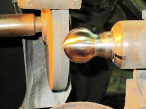 Ремонт рулевой тяги МАН 11
