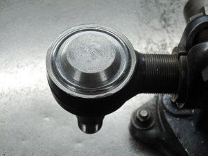 Ремонт рулевой тяги МАН 15
