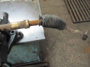реставрация рулевой рейки 2