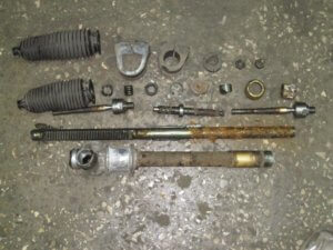 реставрация рулевой рейки 6