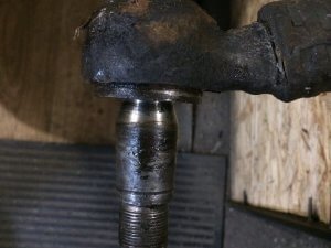 Ремонт тяг рулевых Renault Magnum